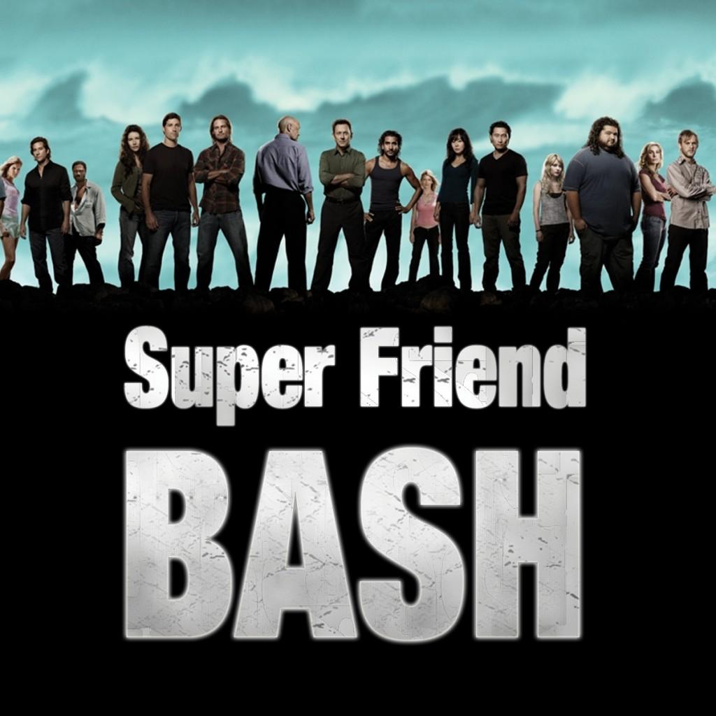Super Friend Bash 2013